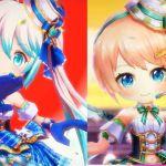 【黒ウィズ】[アイドルωキャッツ!]「キラリ☆ω★NyanRISE!」PV公開!3Dのリルム達が可愛い!