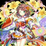 【黒ウィズ】[八百万4]紬姫の種族は最終進化で変わるから、進化前に術師マナ使っておけー!