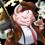 【黒ウィズ】[シュガーレスバンビーナ]上級報酬 喰えない豚男 ベリコ・ピッギのステータスと感想
